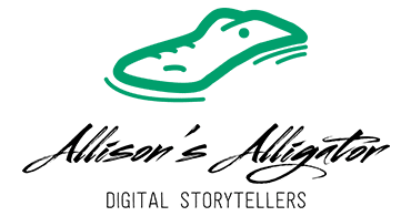 Allison's Alligator | Tampa Bay Creative Digital Marketing Agency